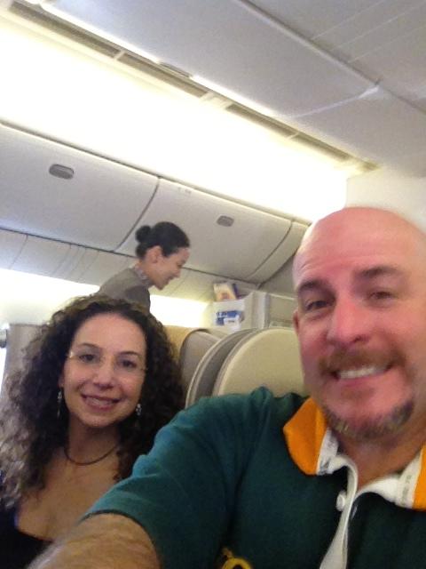 Noon departure San Francisco