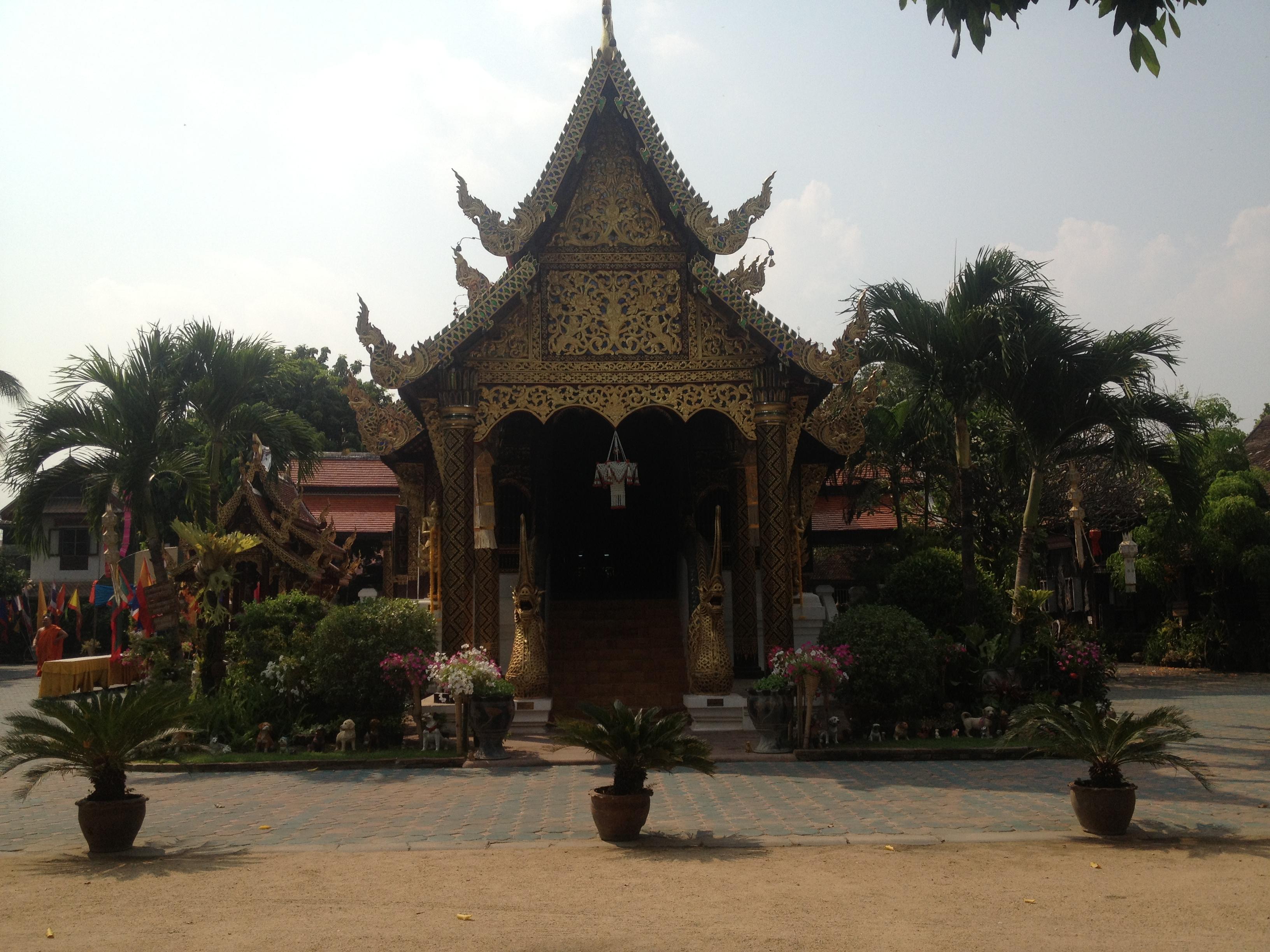 Wat Ket Karem Chiang Mai Thailand