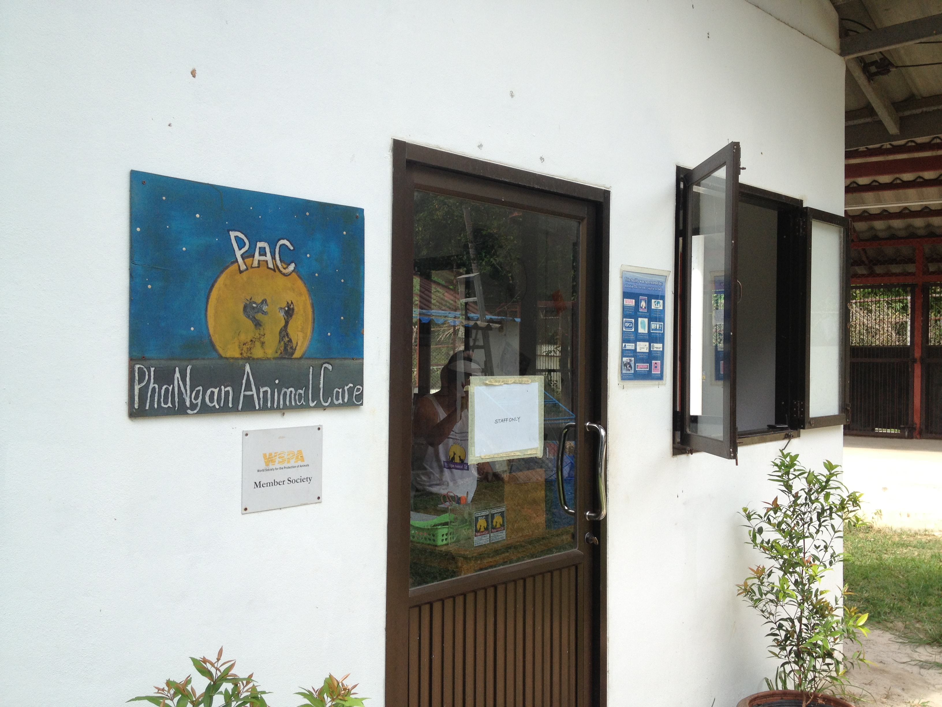 Phangan Animal Care main office
