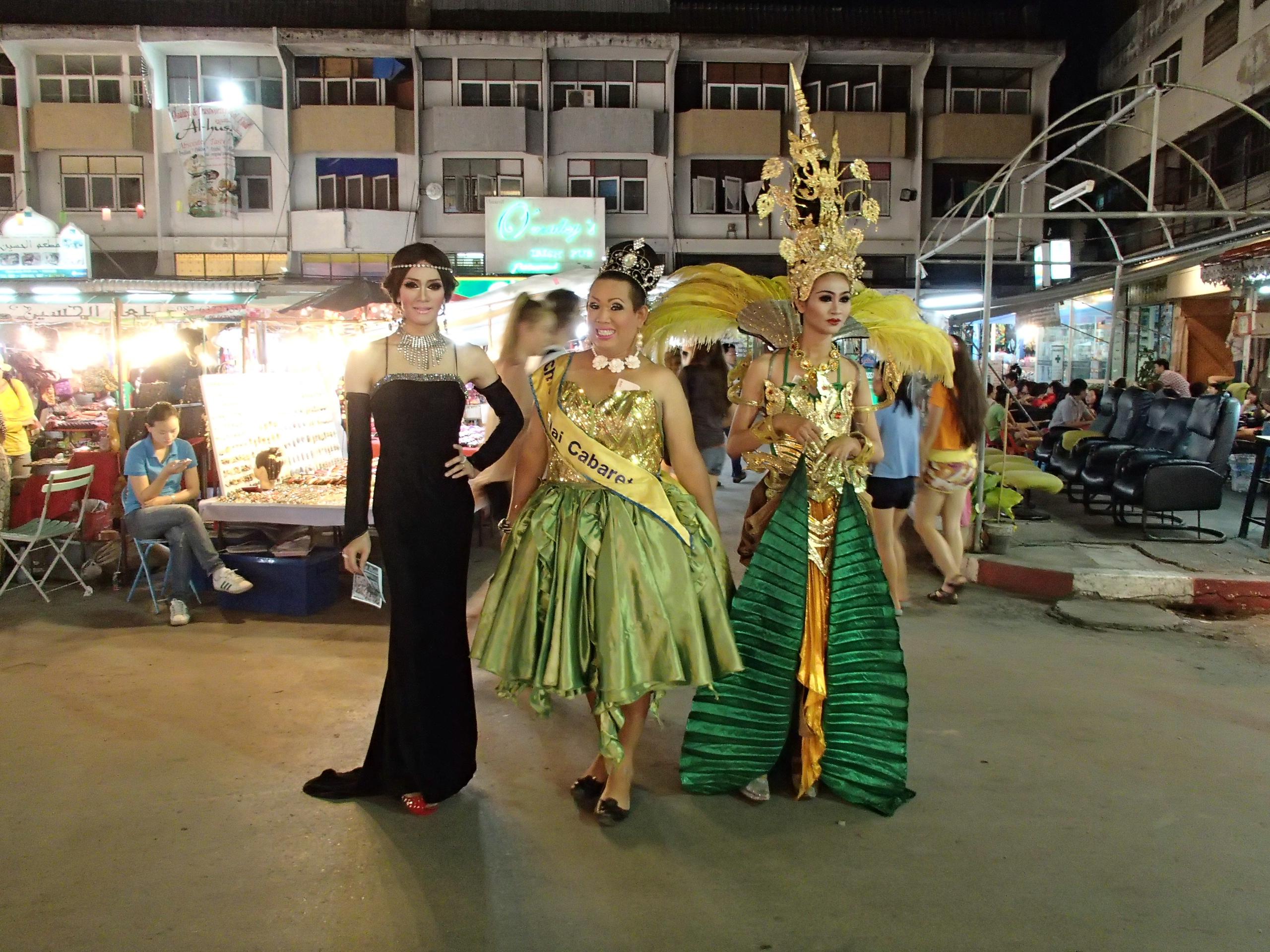 Night Bazaar Chiang Mai