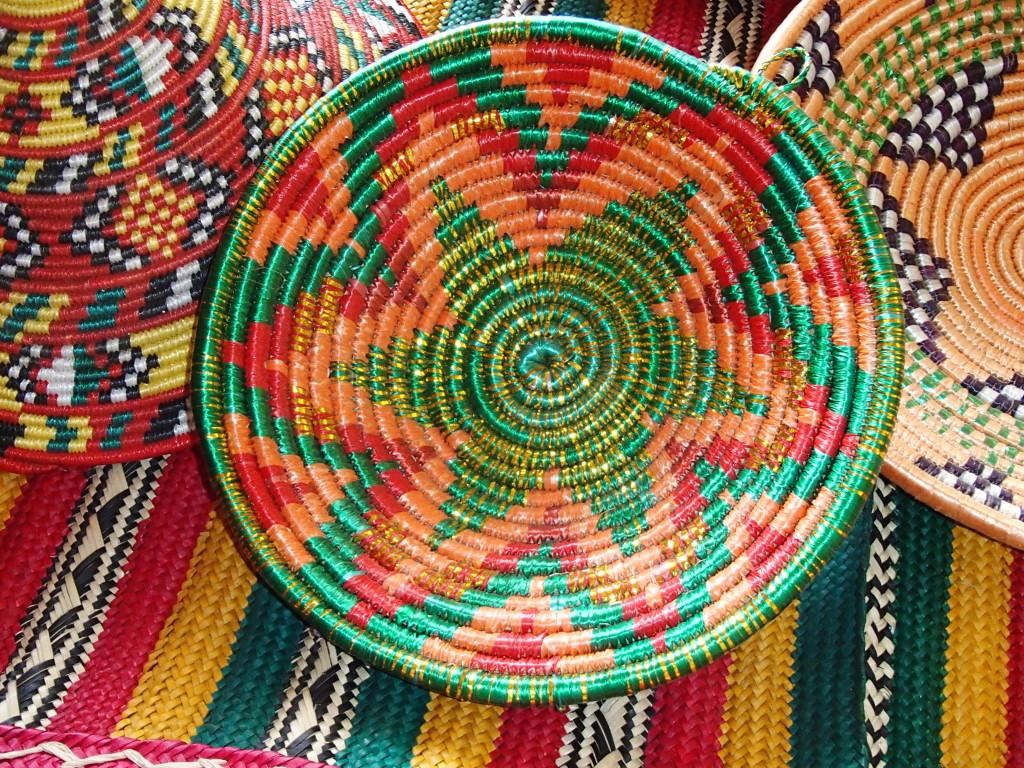 Bombo Village handcrafts
