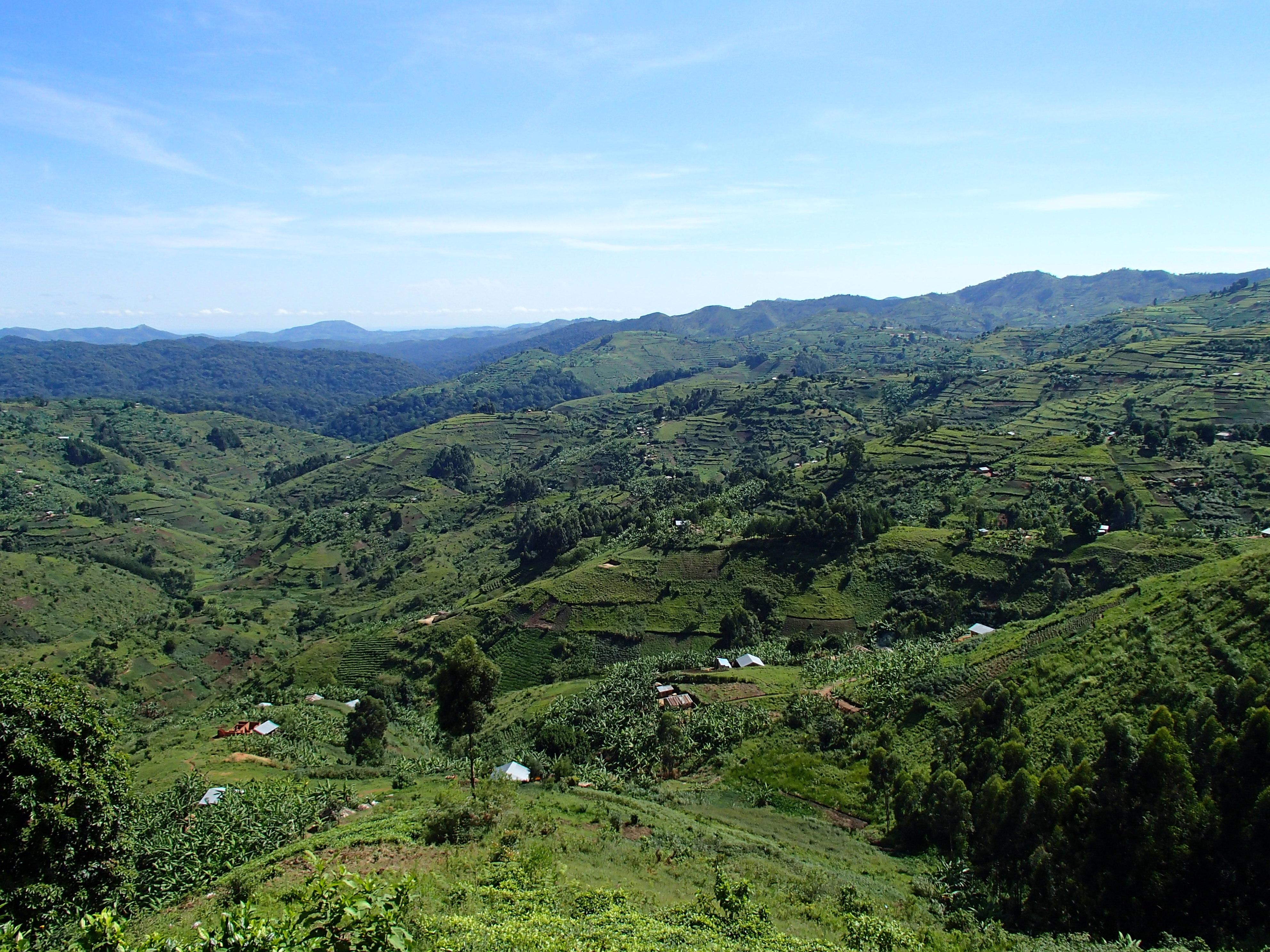 southwestern Uganda