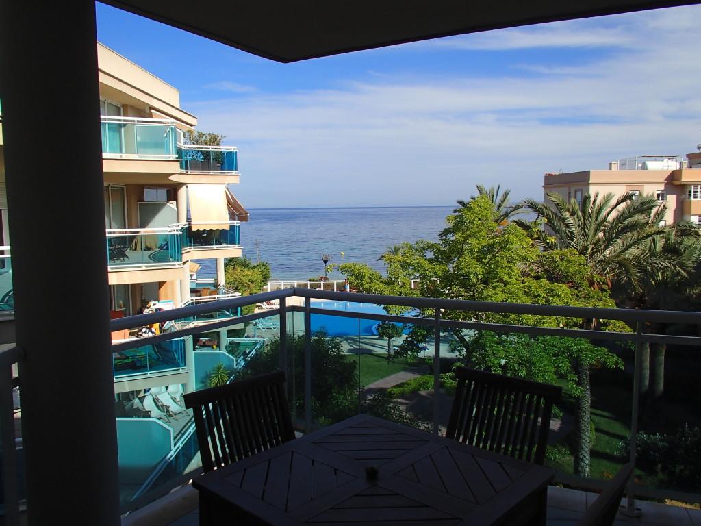 Bossa Sol balcony