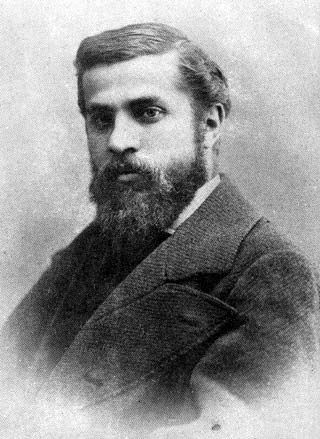 Antoni Gaudi (Public Domain photo by Pau Audouard)