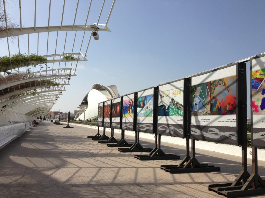 Red Bull Collective Art Exhibit