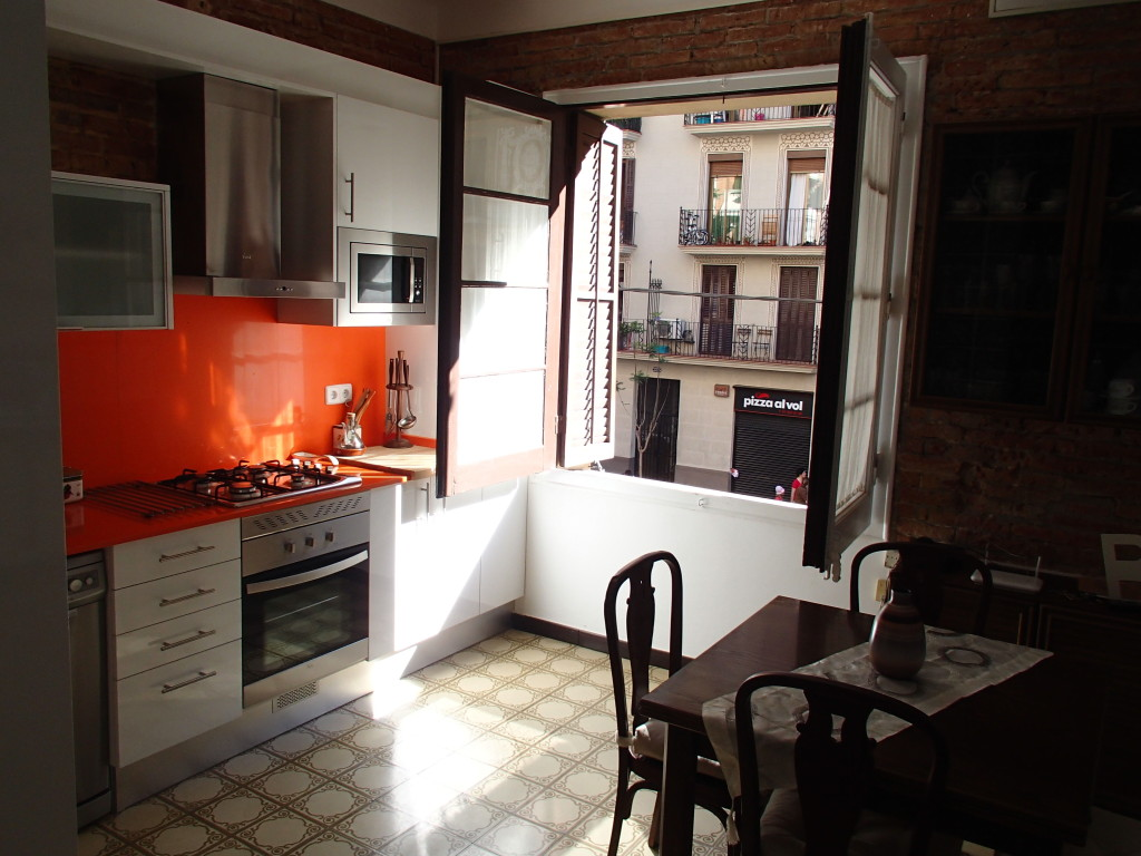 Carrer Marina Barcelona flat