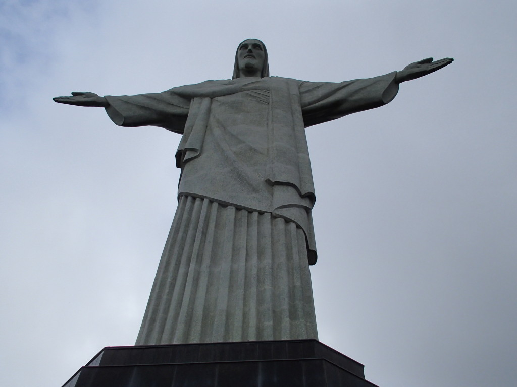 Christ the Redeemer Corcovado