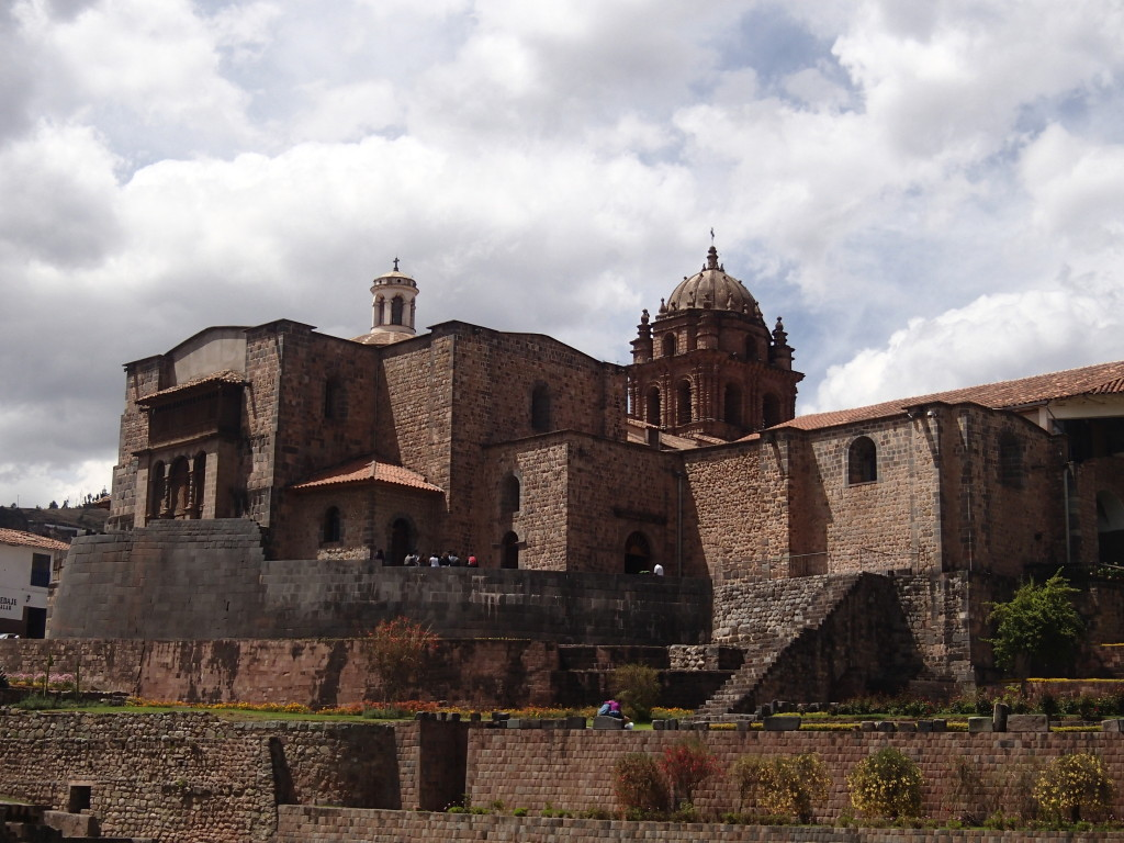 Santo Domingo Cathedral - Temple of the Sun Cusco