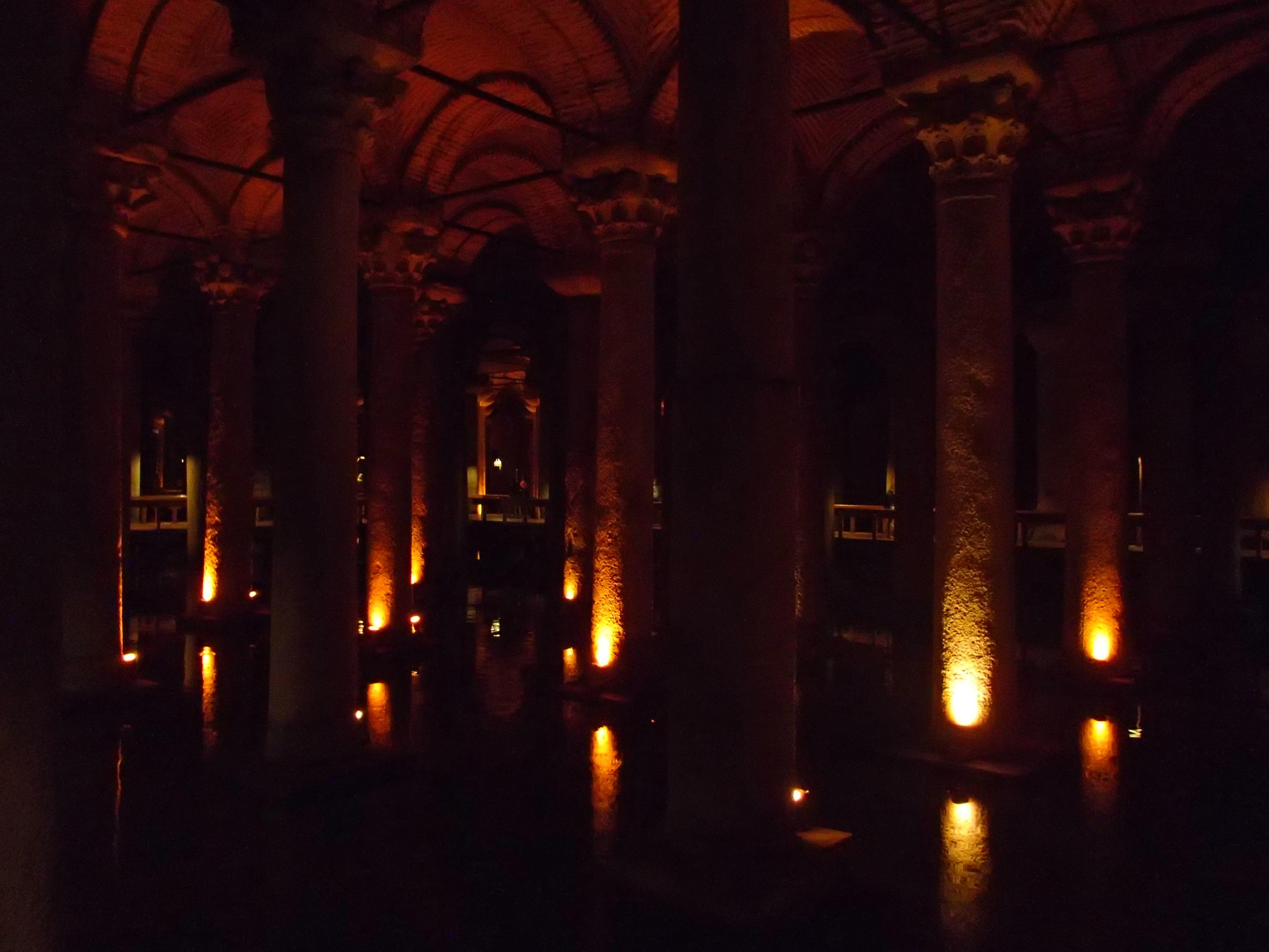 Basilica Sistern Istanbul