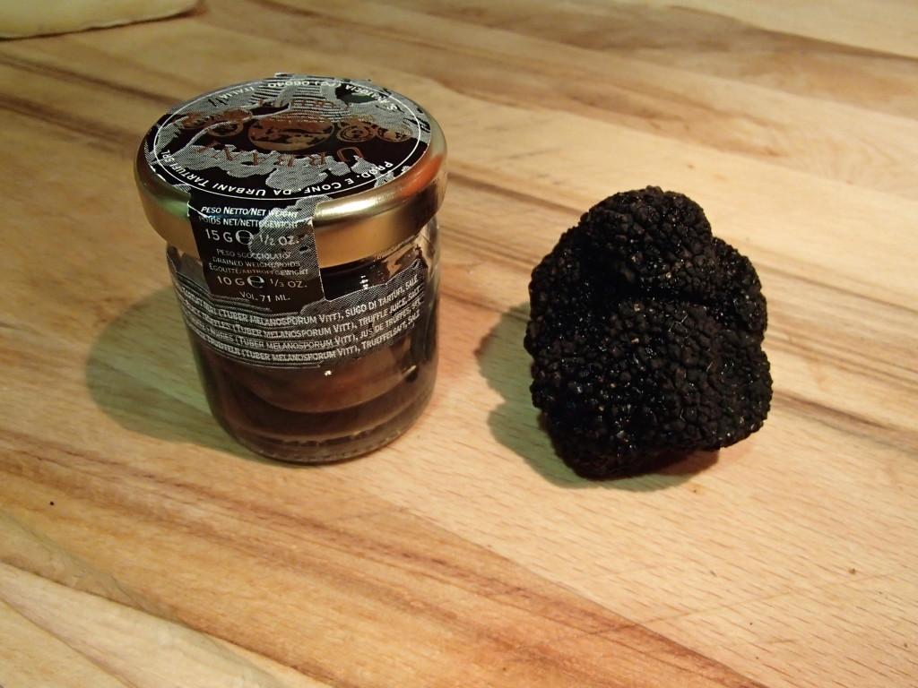 Spanish truffles