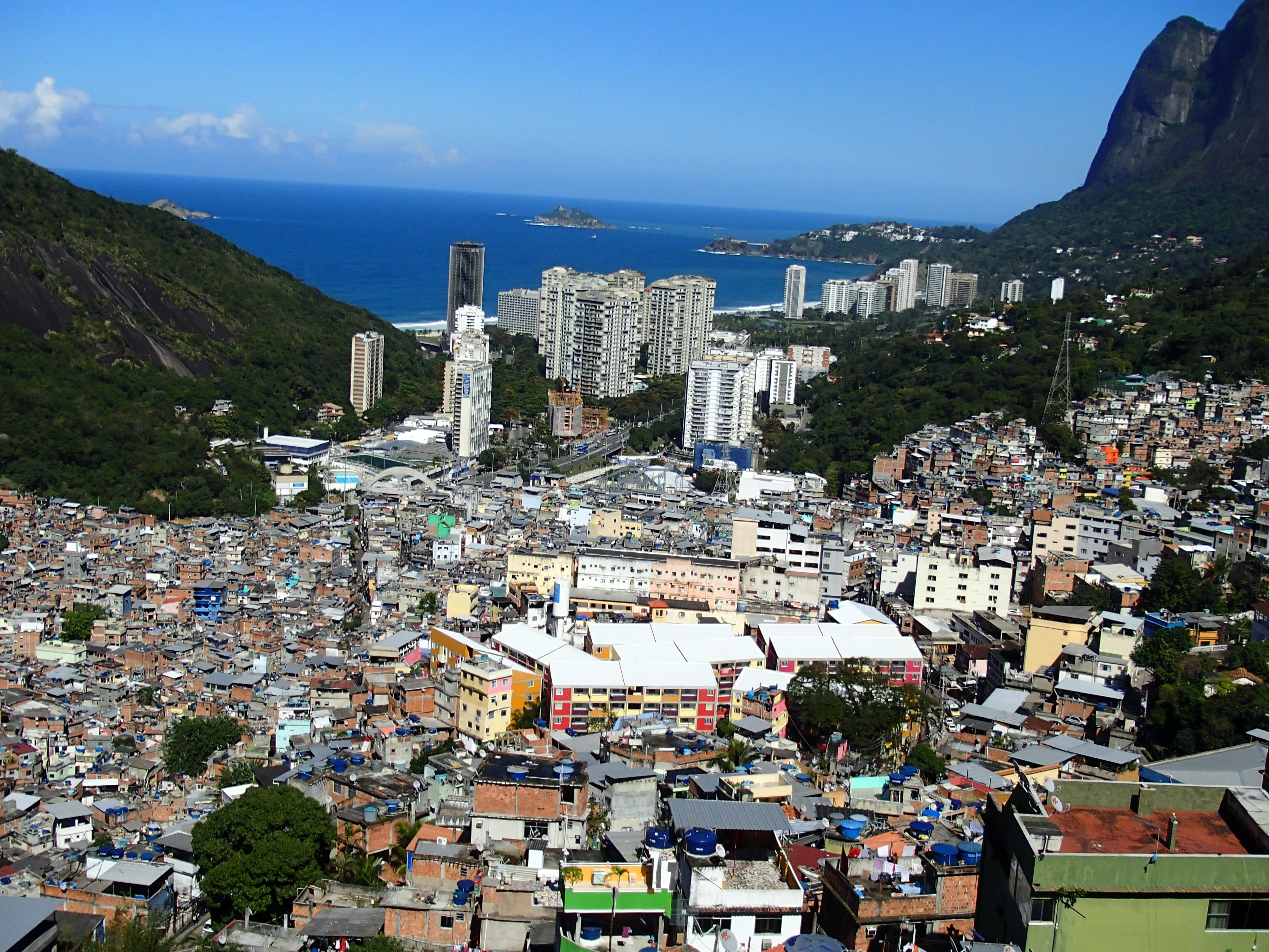 Rio de Janeiero view