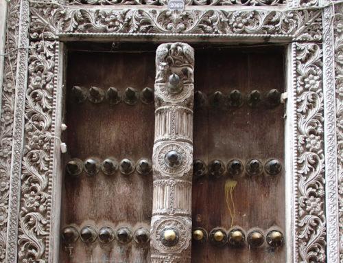 Stone Town Zanzibar Doors