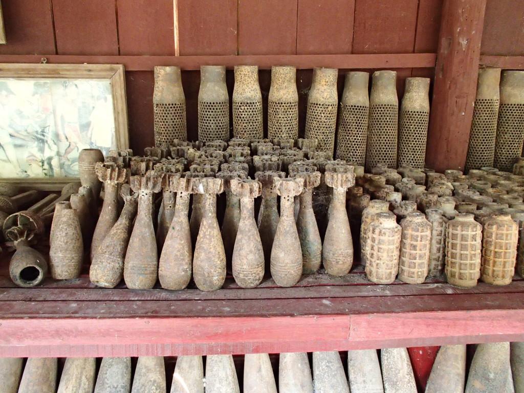 Cambodia War Museum
