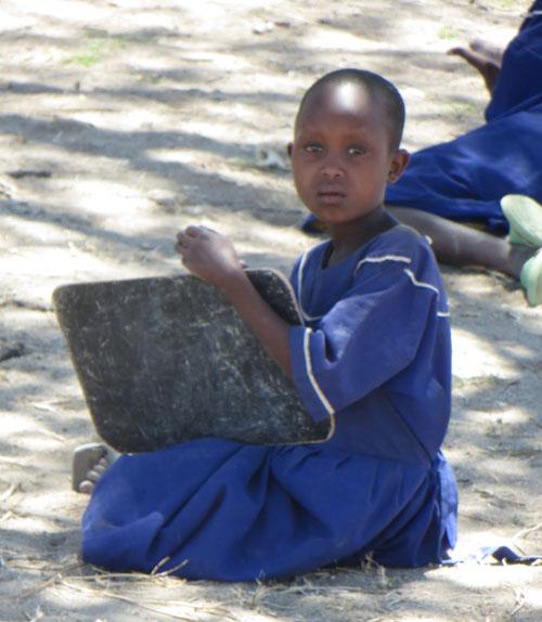 Tanzania-girl
