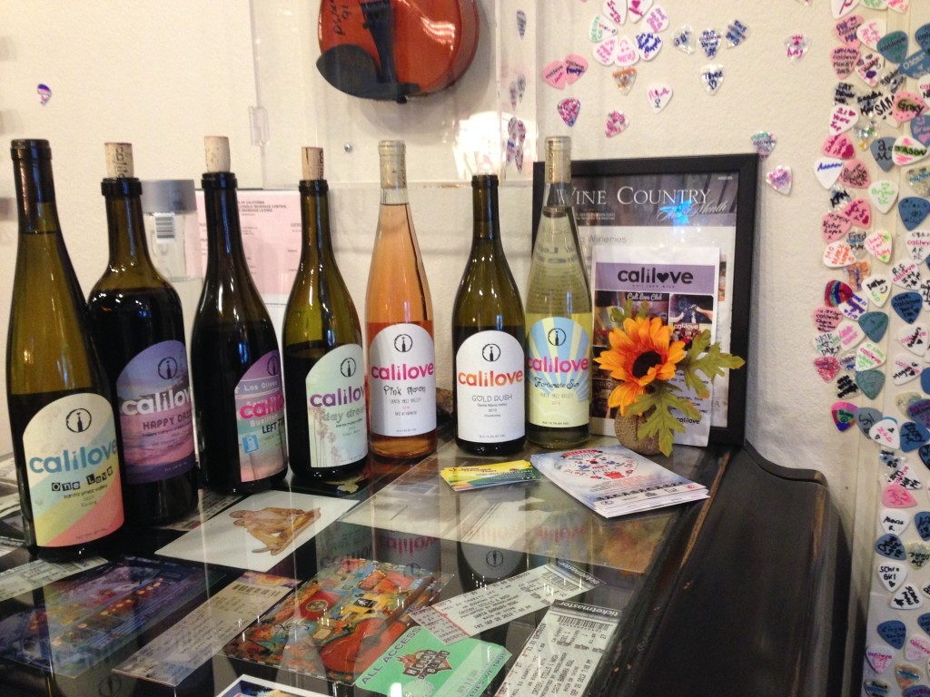 CaliLove Winery in Solvang