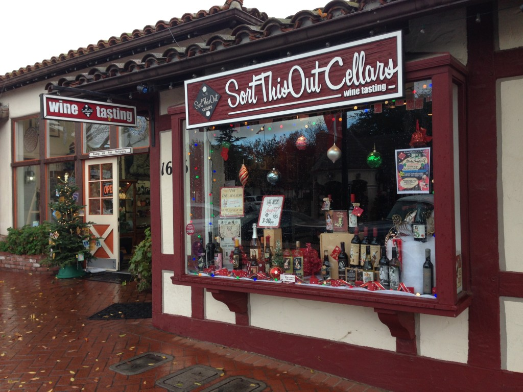 Sort this Out Cellars Solvang
