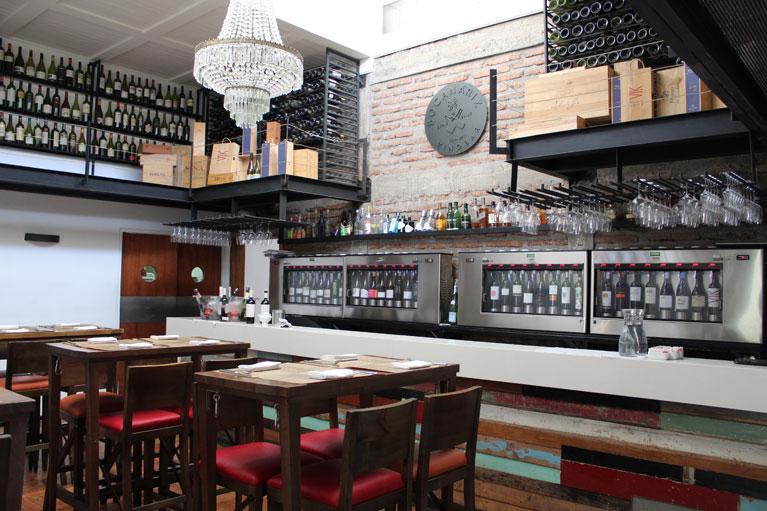 Bocanariz Santiago Chile