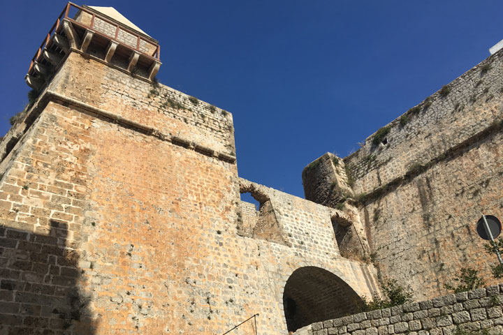 Castle in Dalt Vila Ibiza