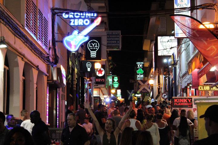Sant Antoni Ibiza bars