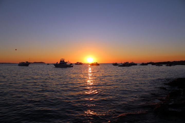 Sunset Sant Antoni