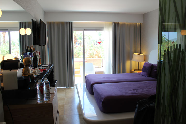 Ushuaia Tower double room