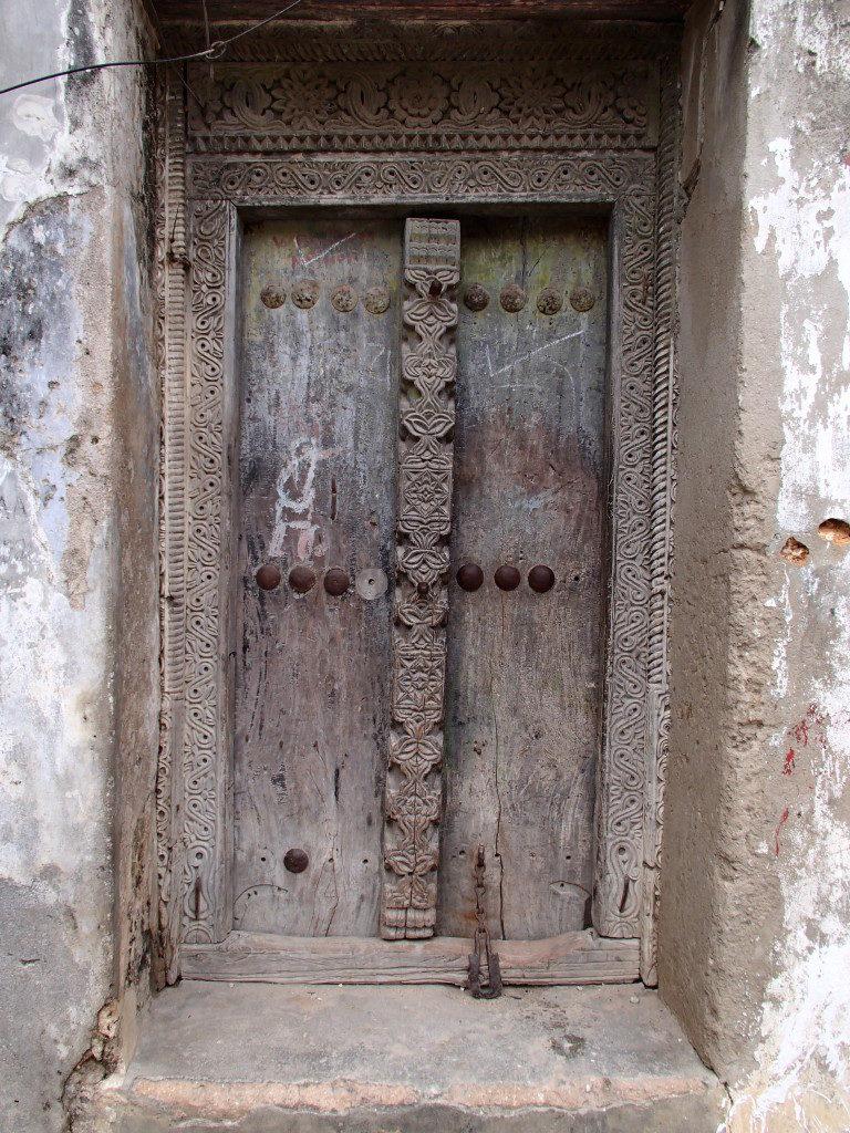 Stone Town Zanzibar door 12