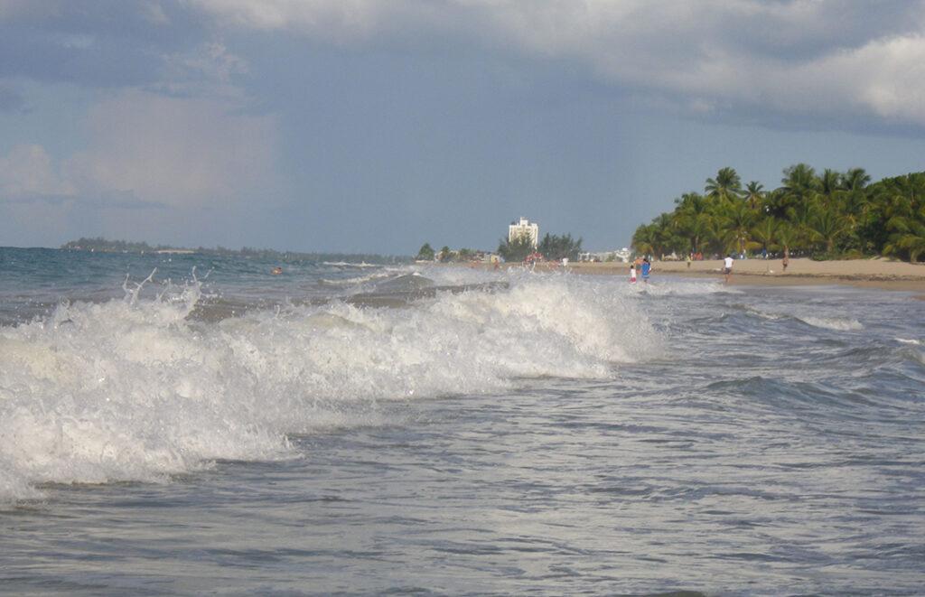 Condato Beach Puerto Rico