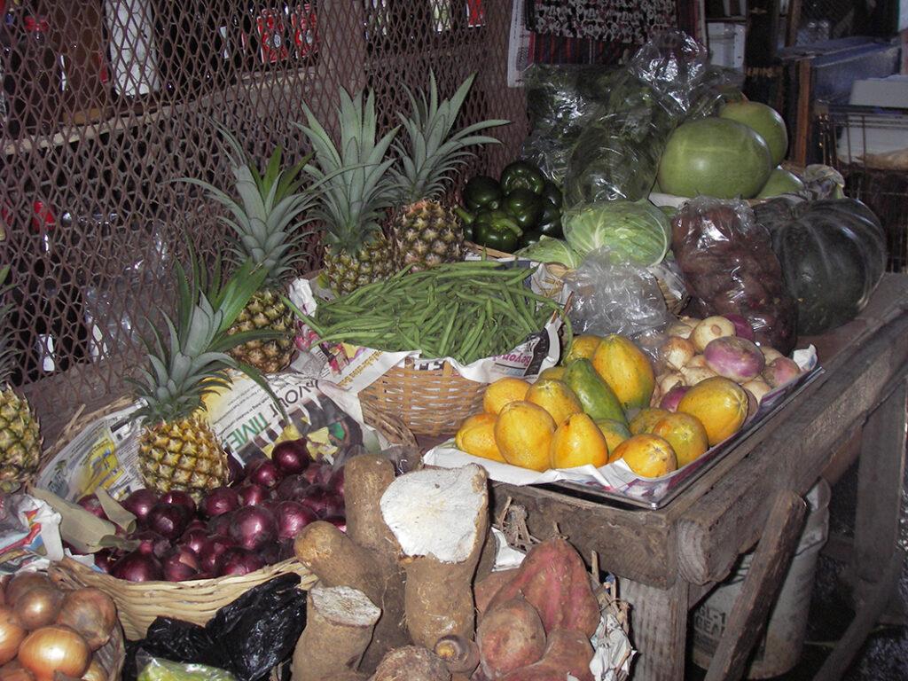 Montego Bay market
