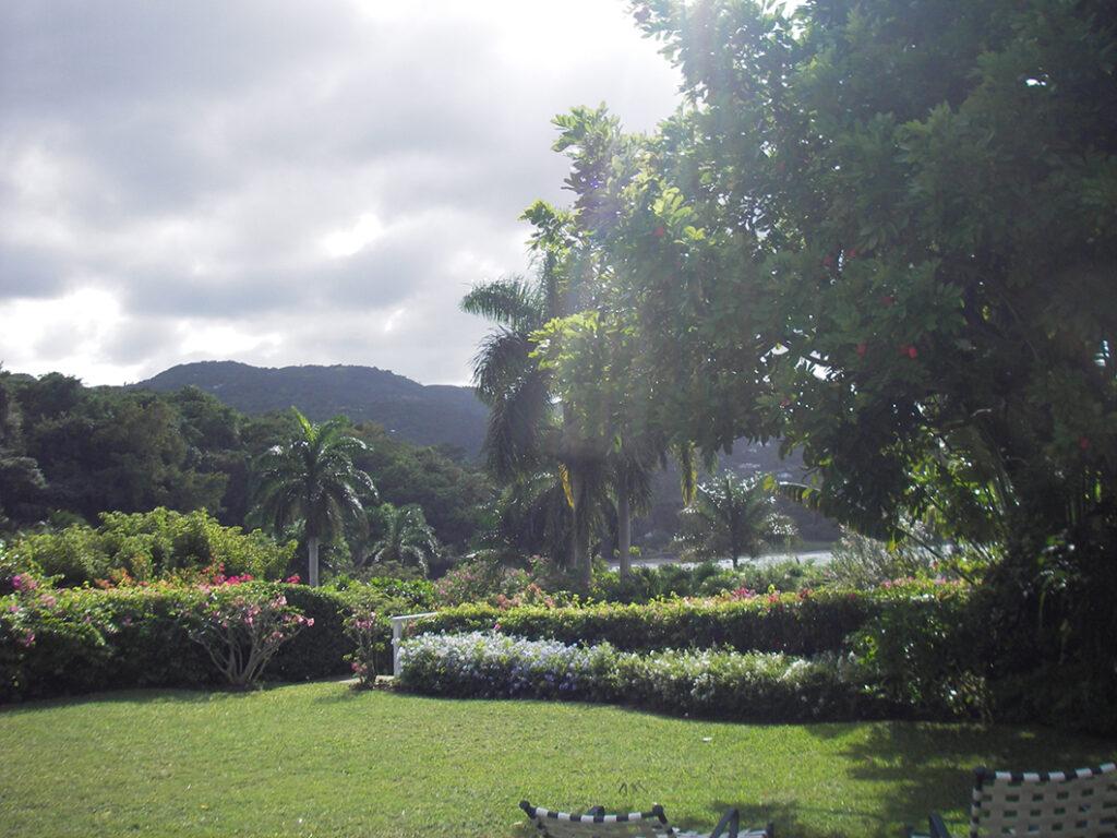 Round Hill villa 94 yard
