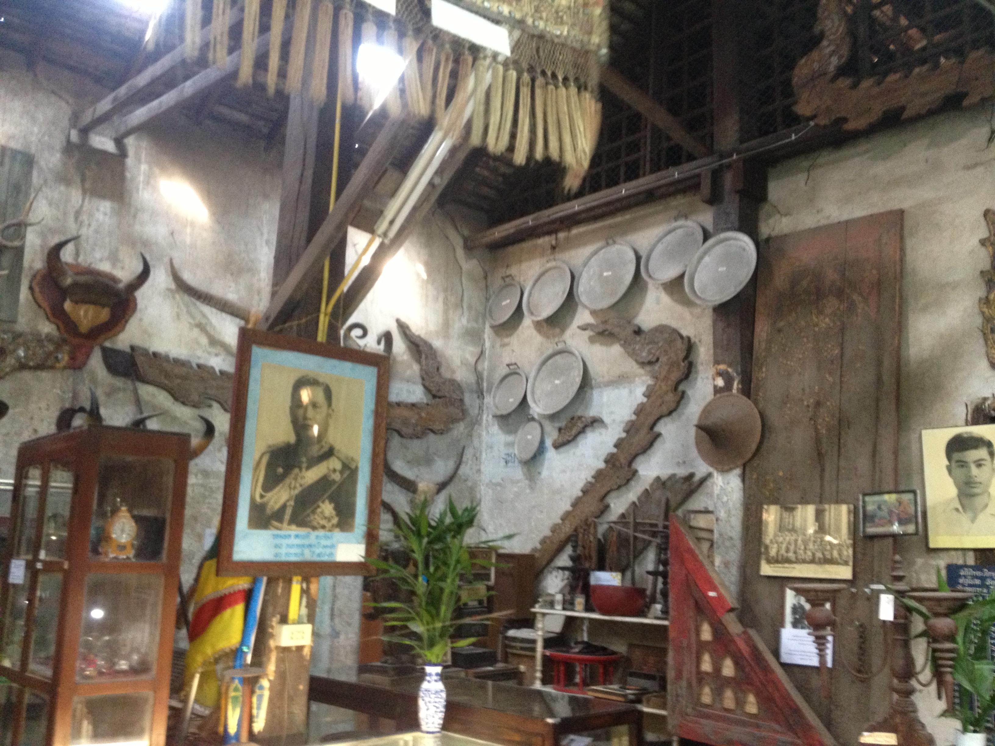 Wat Ket Karem Museum