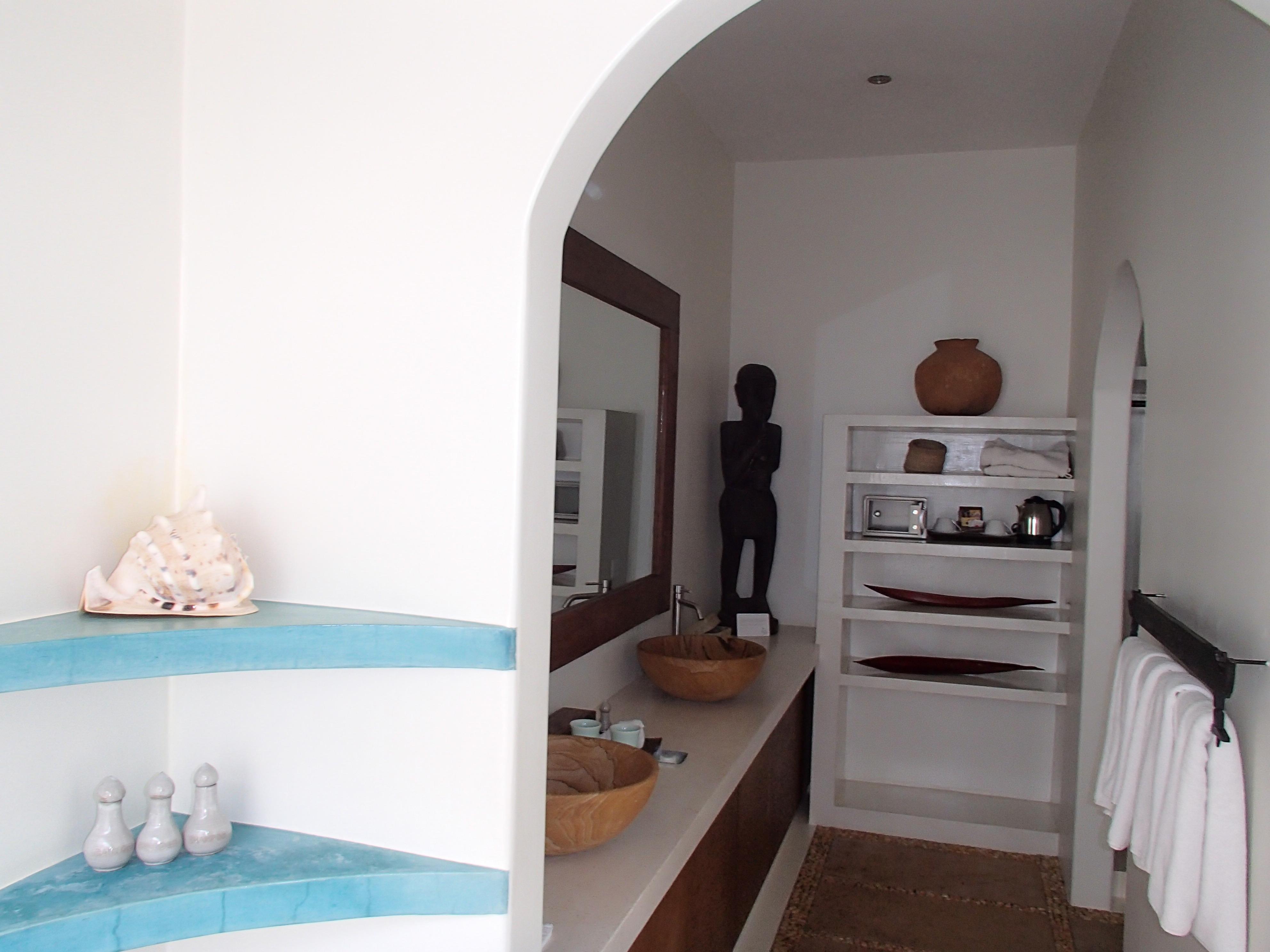 Navutu Dreams bathroom