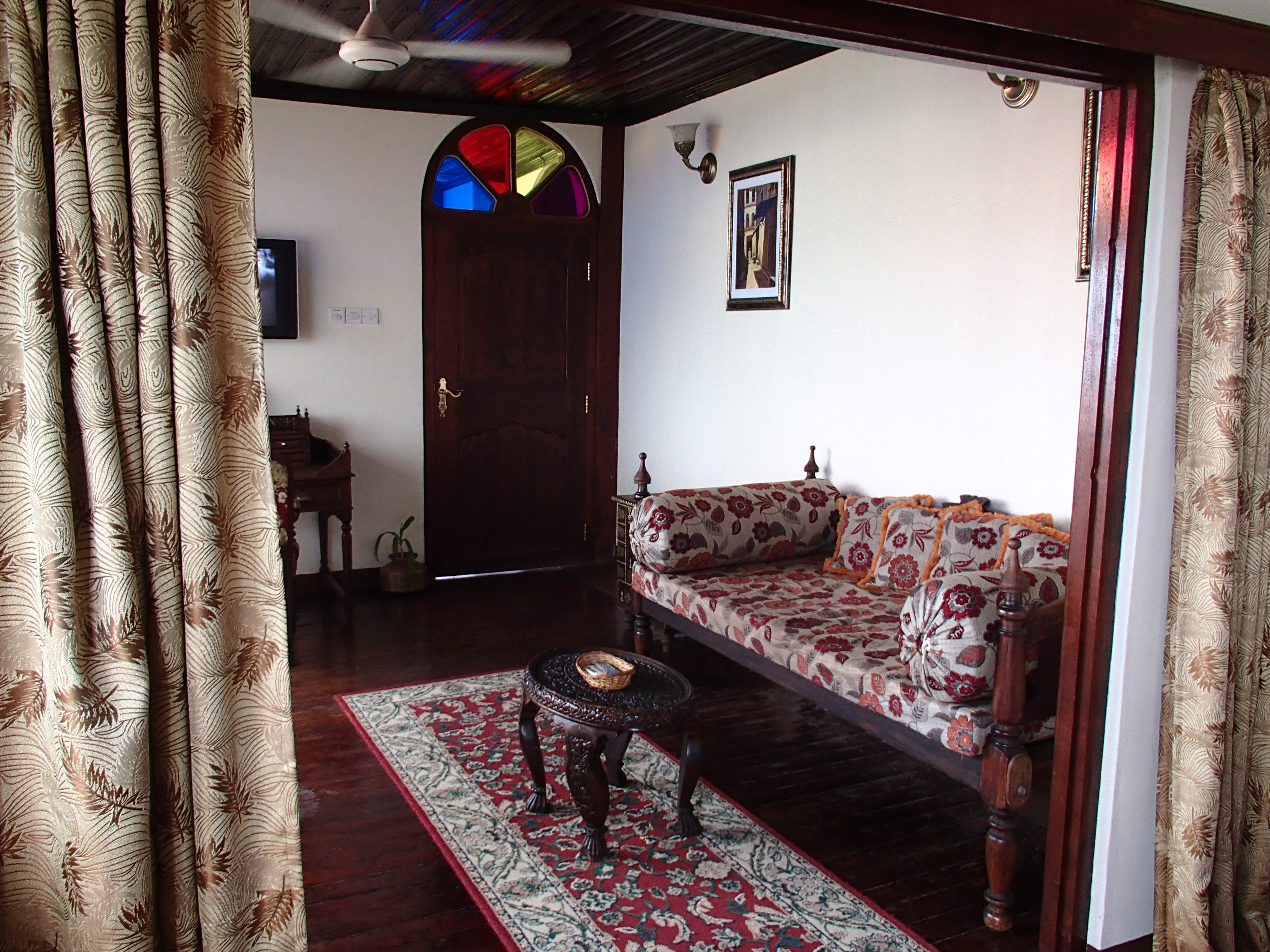 Dhow Palace room 40