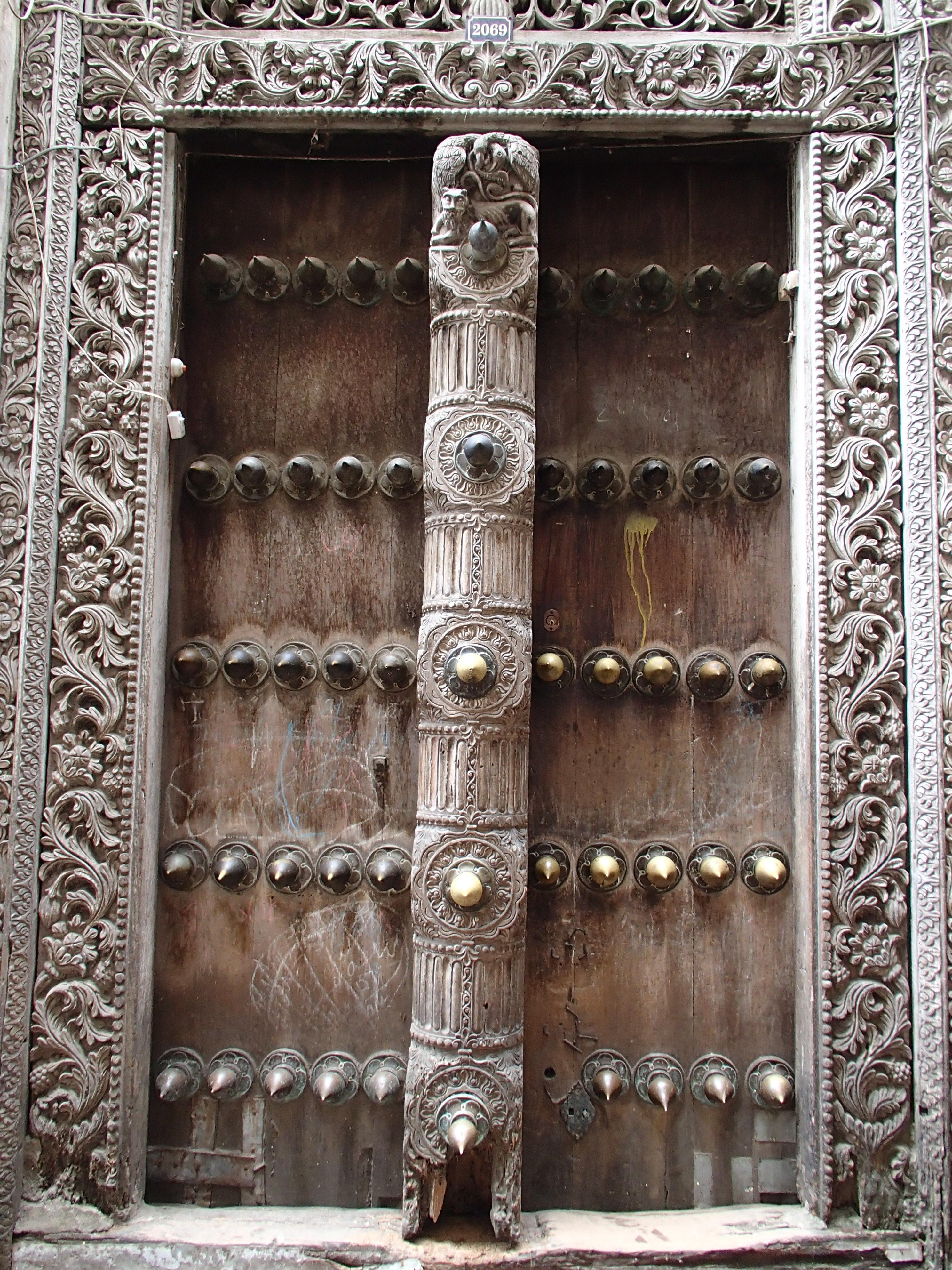 Stonetown door