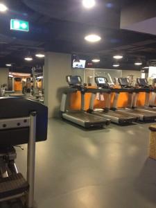 Fraser Suites Anthill gym