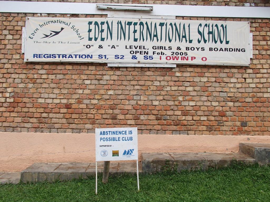 Eden International School