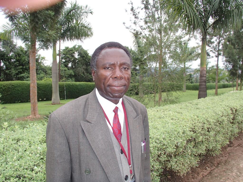 Mr. Mujuni Gervase, Head Teacher
