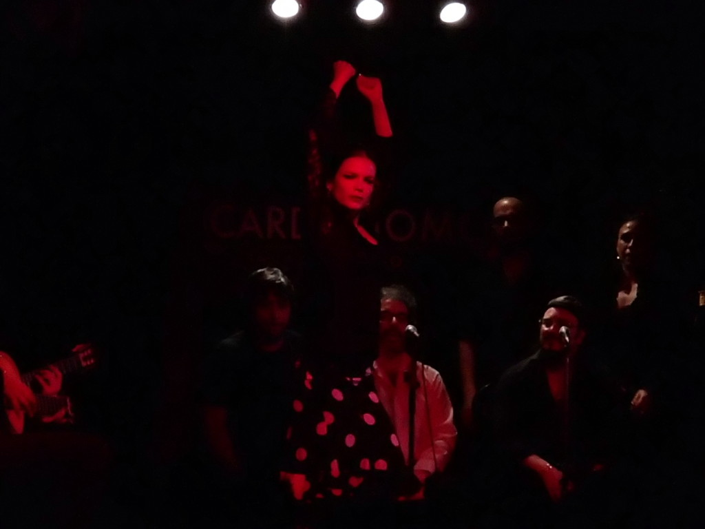 Flamenco at Cardamomo