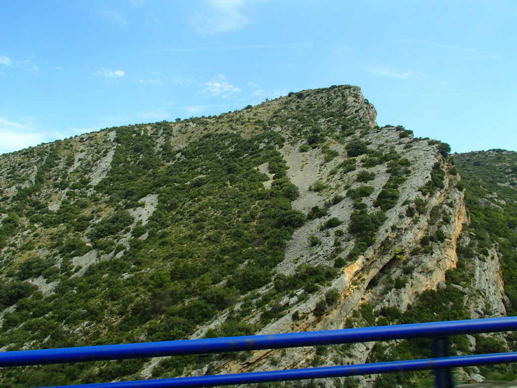Huesca, Spain truffle region
