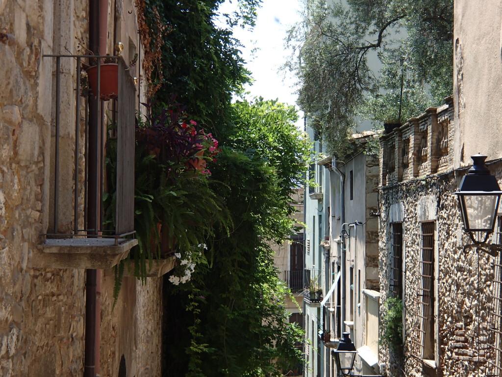 Jewish Quarter Girona Spain