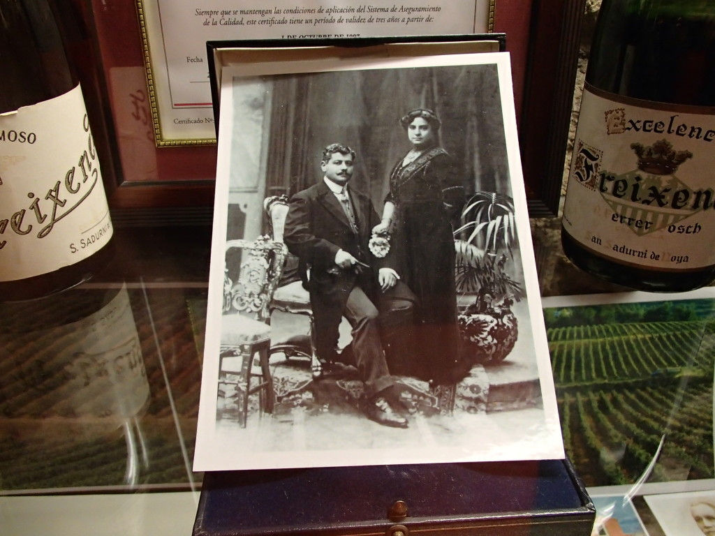 Freixenet founders