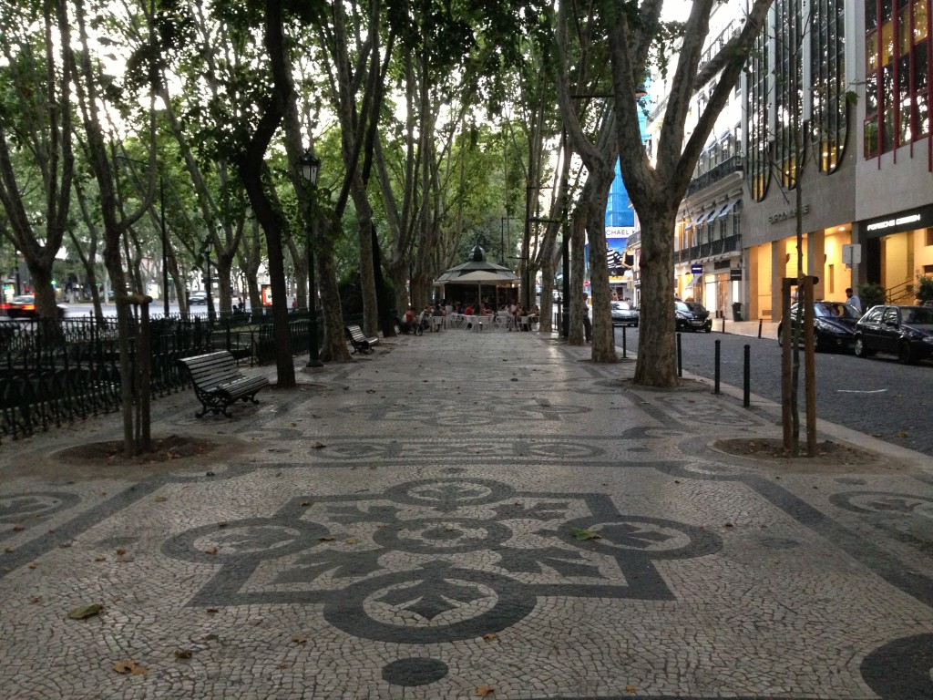 Avenida Liberdade