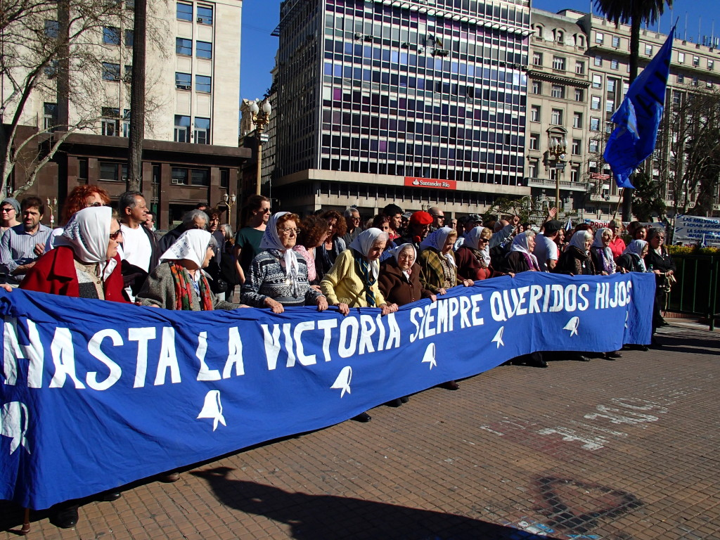 Mothers of Plaza de Mayo Buenos Aires