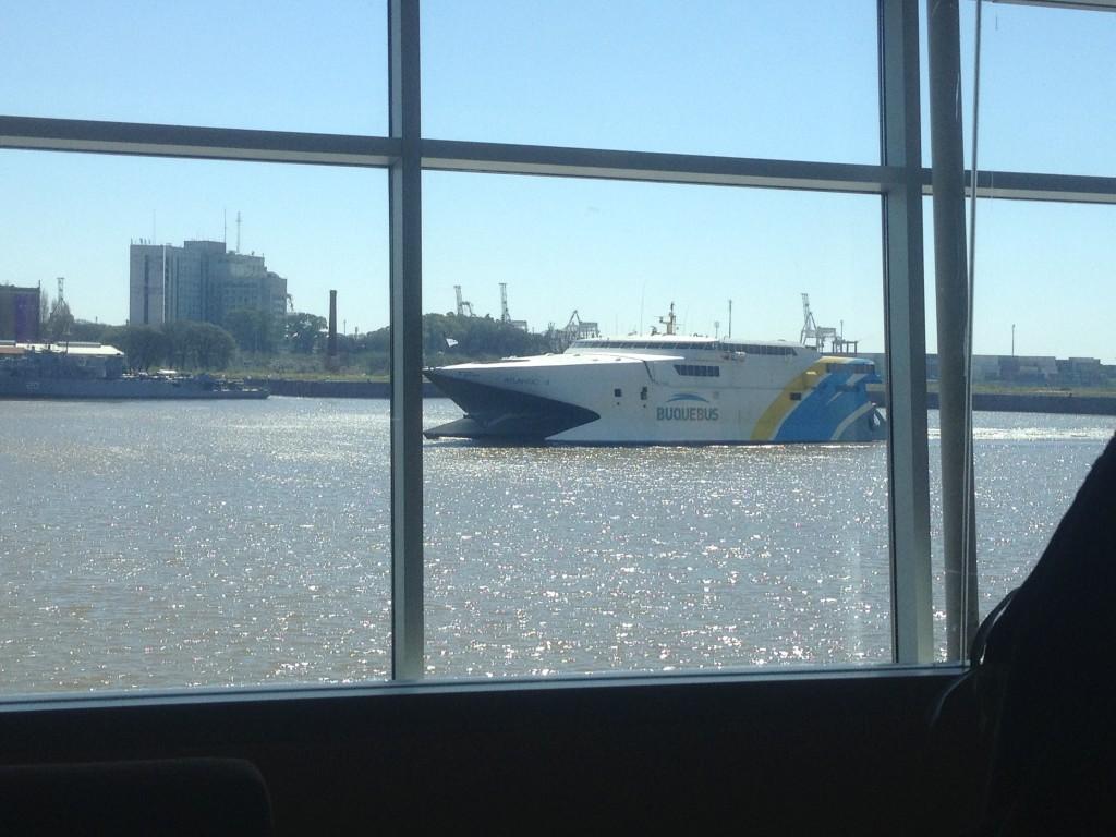 Ferry Buenos Aires to Colonia del Sacramento