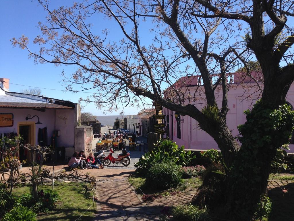 Colonia del Sacramento Uruguay