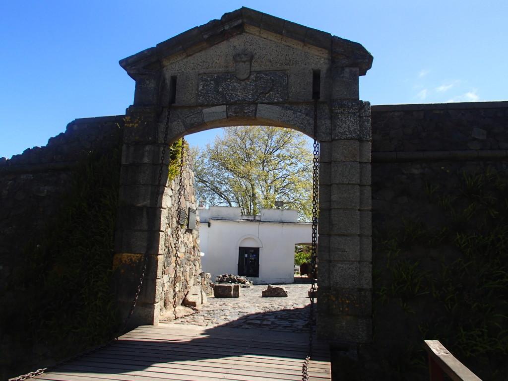 Colonia del Sacramento Uruguay Puerta de la Ciudadela