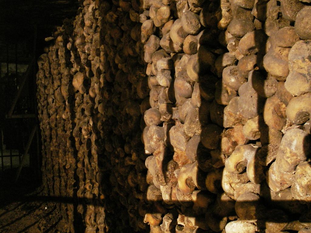 Catacombs Paris France
