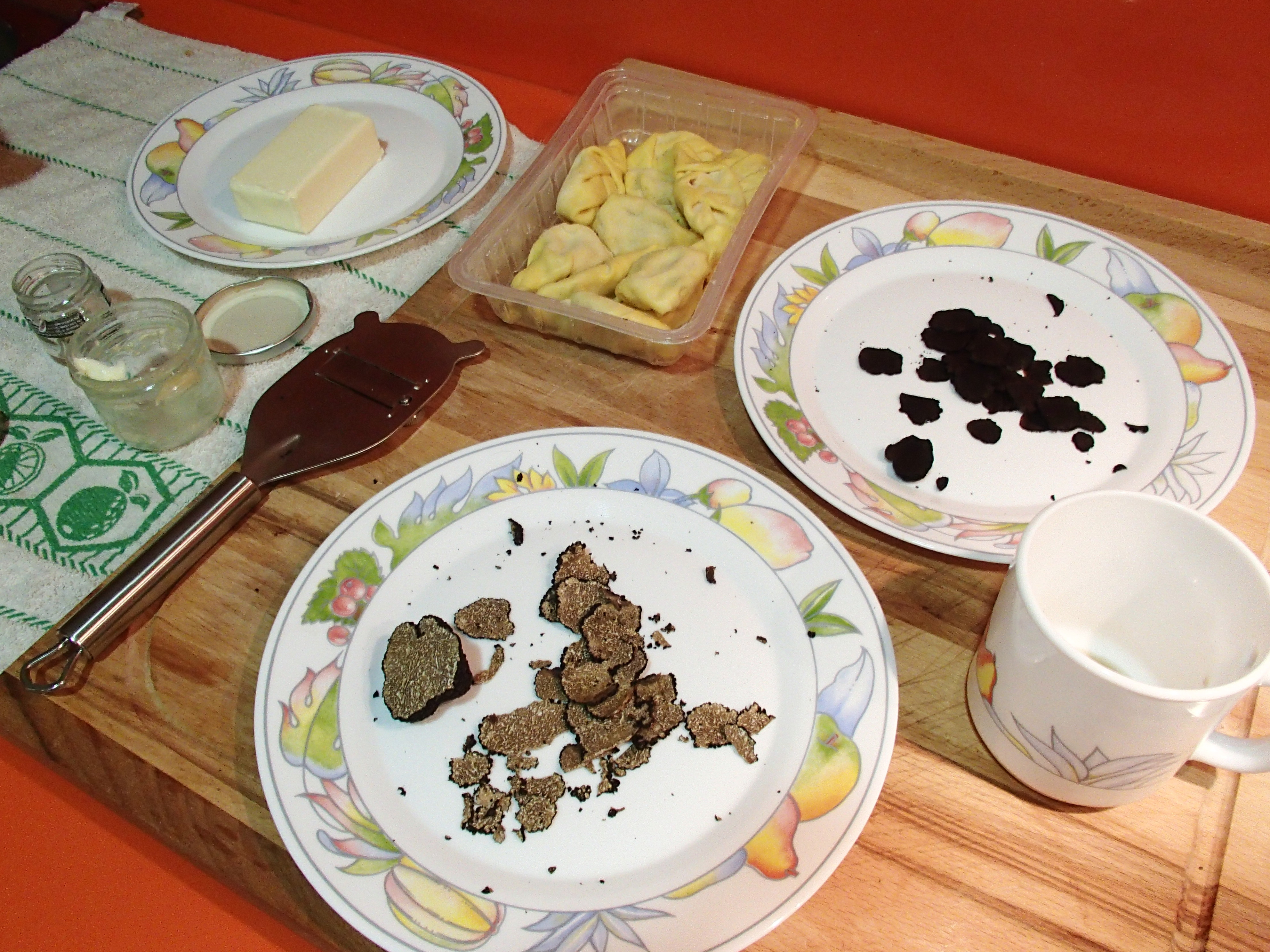quick and easy truffle recipes