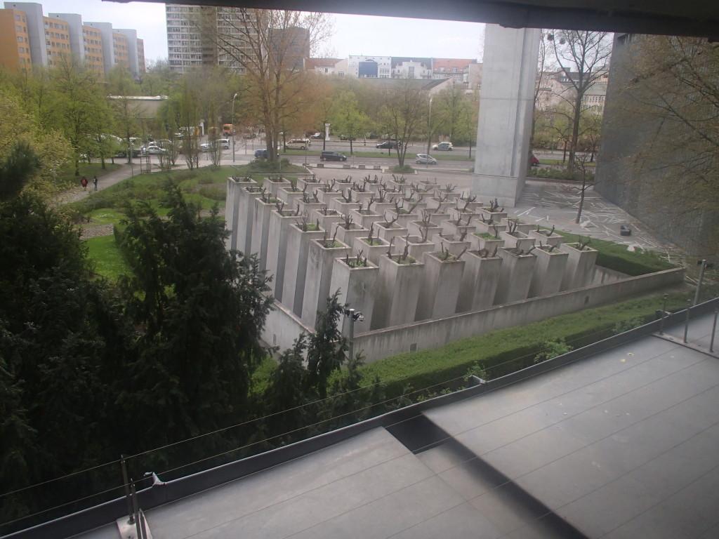 Jewish Museum Berlin - Garden of Exile