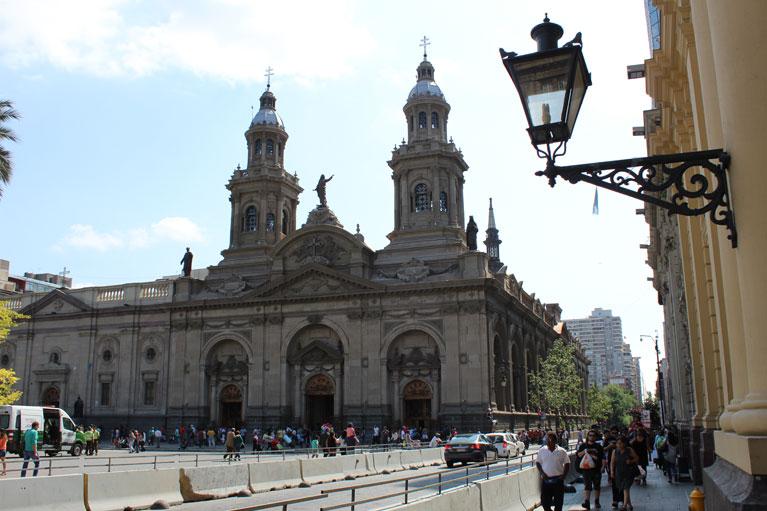 Catedral Metropolitana Santiago Chile
