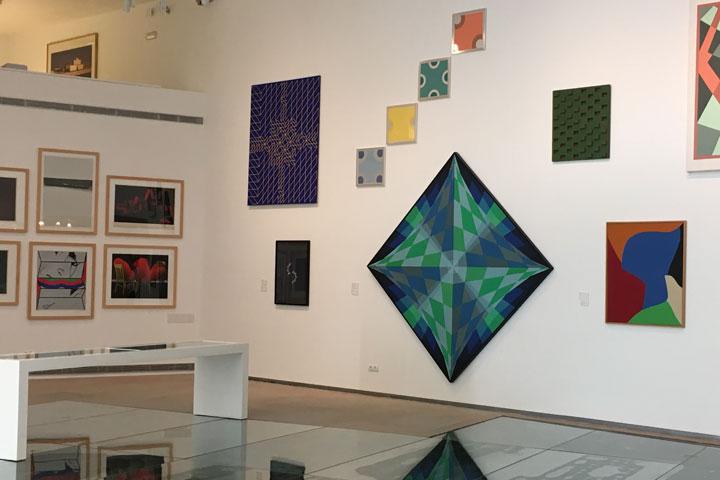 Contemporary art museum Ibiza